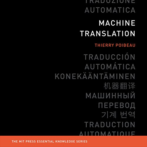 Couverture de Machine Translation
