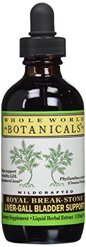Whole World Botanicals, Royal Break Stone Liver Flush, 4 Ounce