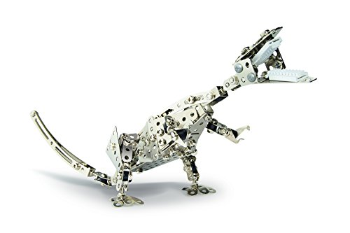 Eitech 00095 Modellbaukästen-Starter-Set-Dinosaurier T-Rex, 250-teilig, Multi Color