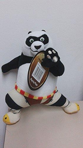 Play by Play Peluche Kung Fu Panda Po 18 cm Assortiti