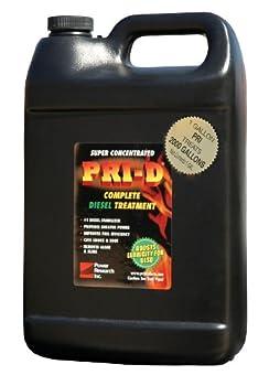 PRI-D Fuel Stabilizer- Gallon Size Unit Treats 2000 Gallons of Fuel - PRI-G-32V
