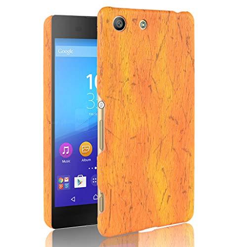 Litao-Case HD Funda para Sony Xperia M5 E5603 E5606 E5653 Funda PC Plástico Duro Carcasa Case Cover 4