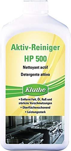 KLUTHE Aktivreiniger HP 500 1l Konzentrat Flasche, 6 Stück