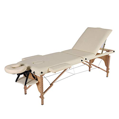 SHDT Massage De Levage Lit Table Couch, Portable Accueil Moxibustion Tattoo Beauté Physiothérapie...