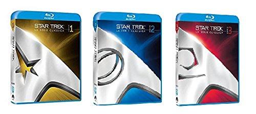 Raumschiff Enterprise - Die komplette Serie - Staffel 1-3 [Blu-ray]