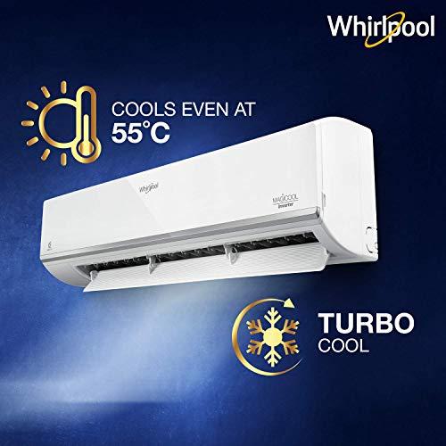 Whirlpool 1 Ton 3 Star Inverter Split AC (Copper, 1.0T MAGICOOL PRO 3S COPR INVERTER, White)