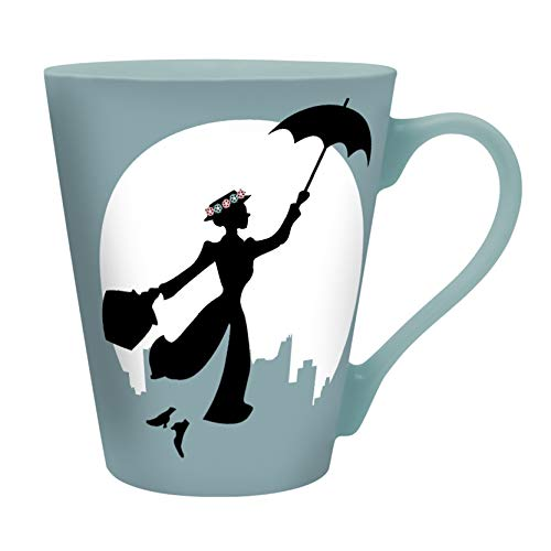 ABYstyle - DISNEY - Mary Poppins - Tasse - 340 ml – Supercalifragilist