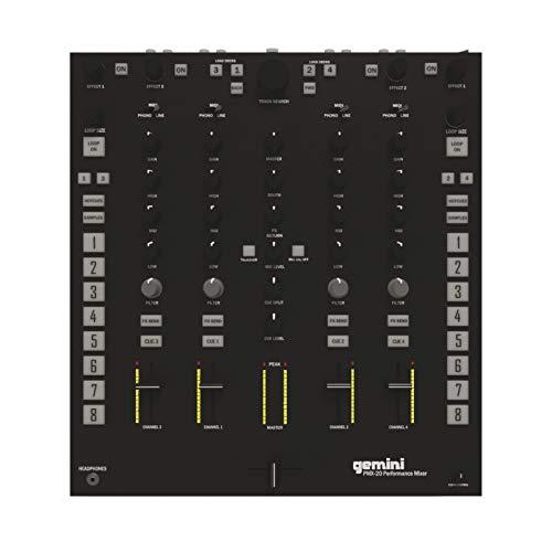 PMX-20 DJ Performance Mixer