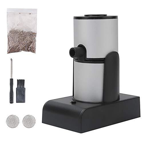 Shhjjyp Rauchpistole Handheld Food Smoker Tragbare Räucherkammer Für Lebensmittel Cocktails Getränke, 2 AA-Batterien Betrieben