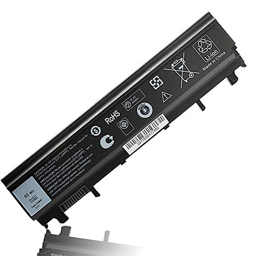 BYDT E5440 Laptop Battery Replacement for Dell Latitude E5440 E5540 Battery, fits VV0NF N5YH9 0M7T5F NVWGM 9TJ2J 312-1351 451-BBIE [11.1V 57Wh]