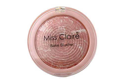 Miss Claire Baked Blusher 04, Pink, 8 g