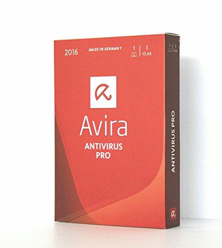 Avira Antivirus Pro 2016 1 PC 1 Year (Key)
