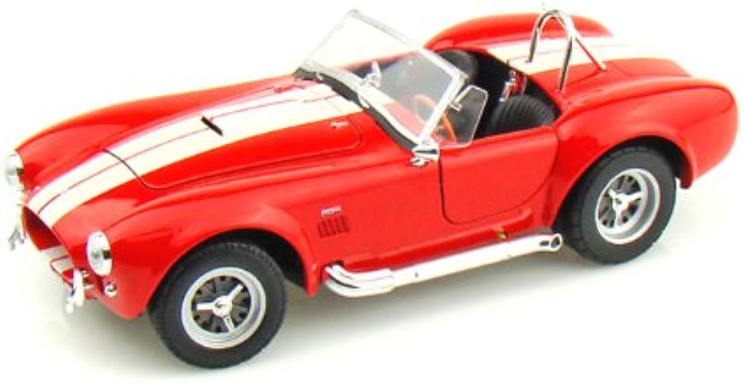 Welly 1965 Shelby Cobra 427 S C 1 24 Red