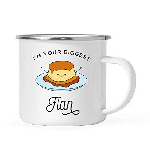 N\A Funny Food Pun 10oz. Tasse à café en Acier Inoxydable pour feu de Camp, Petit-déjeuner équilibré, Pain grillé au blé, Banane, Smoothie Vert, Graphique de Positions de Yoga, Paquet de 1