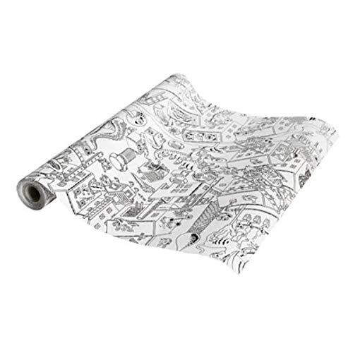 LUSTIGT IKEA Malpapierrolle (10m)