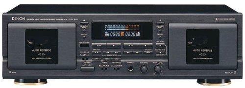 Denon DRW 580 Kassettendeck