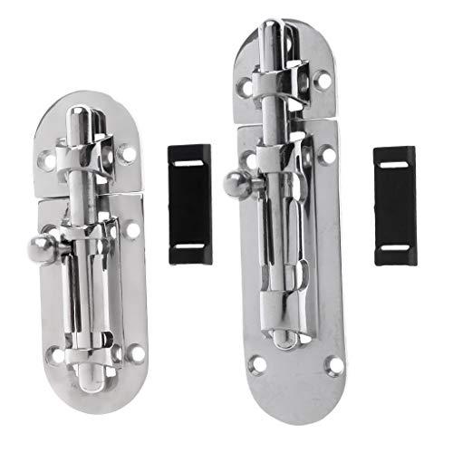 KESOTO Hochleistungs- Sicherheits-Fenster-Tür-Begrenzer, Türschutz, Sperrriegel, Sicherheitsverschluss, Schiebebolzen