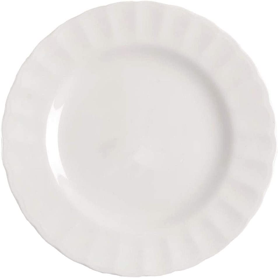 Online limited product Mikasa Yardley Bread Over item handling Butter Plate