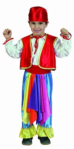 Disfraz de zngaro infantil - Talla - 4-6 aos