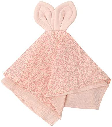 Max 83% OFF Baney Bunny Rabbit Security Blanket Muslin Organic Max 78% OFF Cotton Love