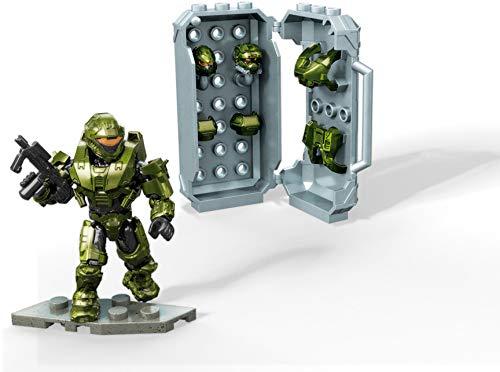 Mega Construx - Halo GCM30 - UNSC Spartan Metallic Green Power Pack