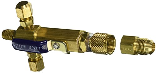 Yellow Jacket 93850 Evacuation Manifold,