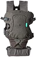Infantino Flip Advanced 4-in-1 Carrier - Ergonomic, convertible, face-in and face-out front and back...