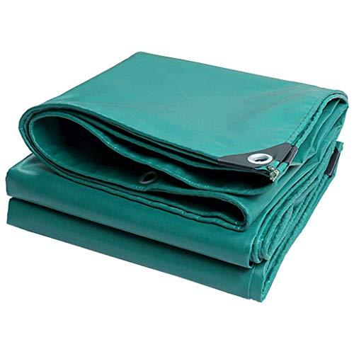 MHBGX Lona Grande para Trabajo Pesado, Lonas, Lona Lámina para el Suelo Carpa Impermeable Lona para Refugio Agujeros para Los Ojos Reforzados Cubierta de Membrana para el Suelo Cubierta para Muebles