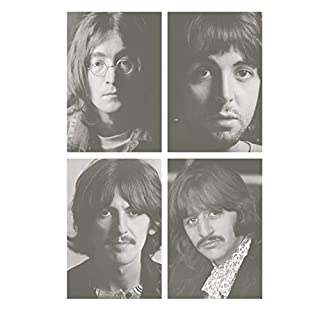 The Beatles (The White Album) 50th Anniversary Edition - coffret de 6 CD Bluray (B07HFYZY7D) | Amazon price tracker / tracking, Amazon price history charts, Amazon price watches, Amazon price drop alerts