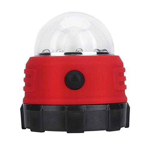 Mini H?Ngend campinglicht, LED-tent, lantaarn, lamp, tent, licht voor kamperen, wandelen, vissen, noodverlichting