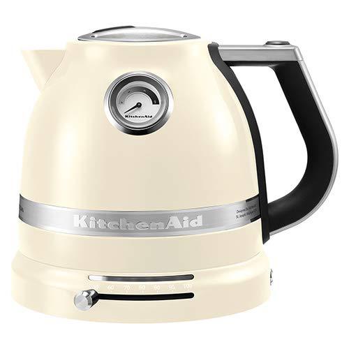 KitchenAid Almond Cream Temperature Control Kettle 5KEK1522BAC