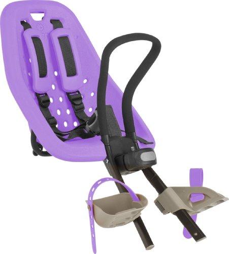 Cicli Bonin Kids' Thule Yepp Front Mini Support On Handlebar Seats, Violet, One Size