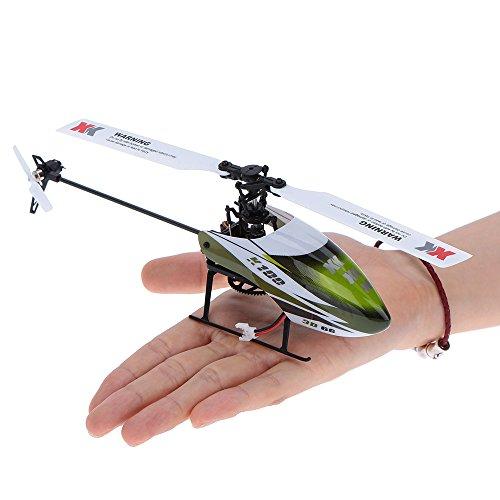 elegantstunning XK K100 Falcon K100-B 6CH 3D 6G System Brushless Motor BNF RC Quadrocopter Fernsteuerung Hubschrauber Drohne