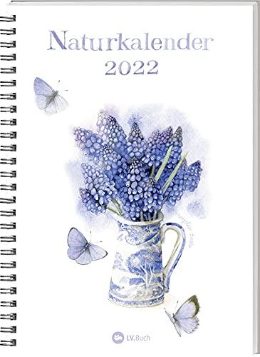 Buchseite und Rezensionen zu 'Naturkalender 2022' von Marjolein Bastin