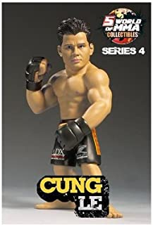 MMA Series 4 Cung Le Action Figure