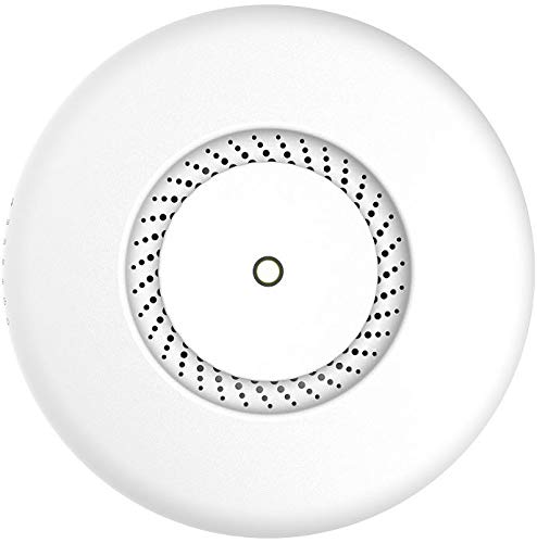 MikroTik Cap AC, RBCAPGI-5ACD2ND (Dual-Band 802.11ac Access Point with 2xGbE)