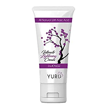 Intimate Skin Cream - Natural for Sensitive Areas Including Intimate Parts Underarms Elbows Knees Armpit and Inner Thighs - Intimate Bleaching Cream for Women