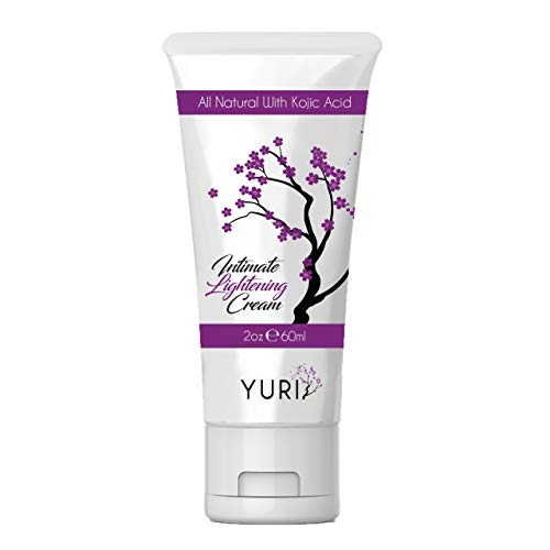 Intimate Skin Lightening Cream - Natural Whitening for Sensitive Areas Including Intimate Parts, Underarms, Elbows, Knees Armpit, and Inner Thighs - Intimate Bleaching Cream for Women