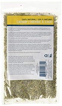 Ourpets Sachet Plastique à Herbe à Chat Cat Herbes, 14,2Gram