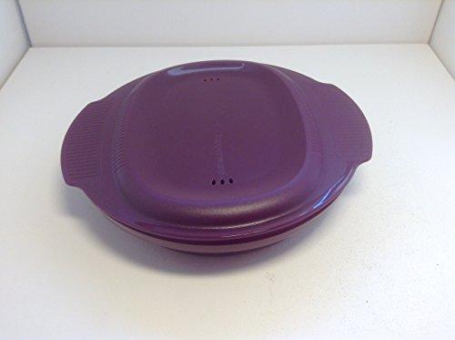 Tupperware Microondas Micro Healthy Delight 775ml lila grande para tortilla de Meister 17010