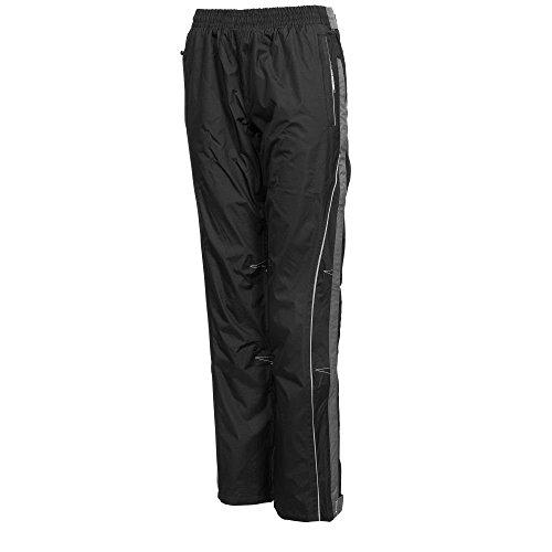 Reece Hockey Atmungsaktive Reflective Hose Damen - Black-Anthracite, Größe Reece:S