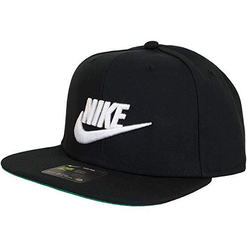 Nike Gorra Futura Pro Snapback Negro Talla única