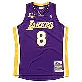 CHSC # 8 Kobe Bryant Fan Trikot Mesh Basketball Jersey Weste, Lakers 00-01 Saison Champion Version...