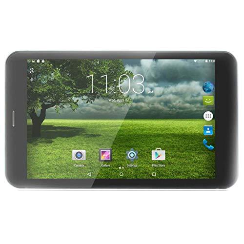 DZSWDTQ 7 inch IPS tablet, 1GB RAM 8GB Storage,Dual Camera, 4-core processor,3G + high-speed WIFI - silver