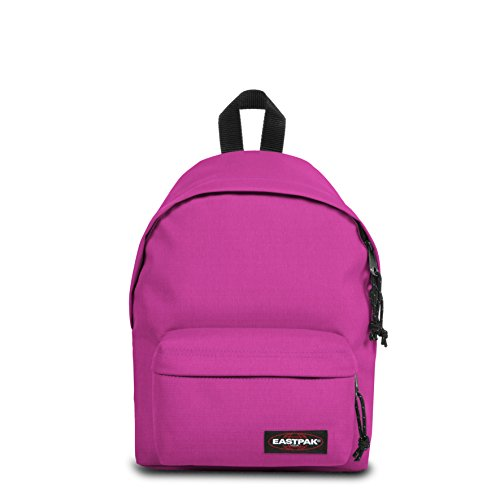 Eastpak ORBIT Zainetto per bambini, Rosa (Tropical Pink), 10 L, 33.5 x 23 x 15 cm