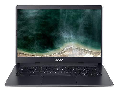 Port Acer Chromebook C933LT-P8GR Pentium® Silver N5030 8 GB 64 GB Intel® UHD 605 Chrome OS schwarz 14 Zoll FHD IPS16:9 Touchscreen DAS 0.82