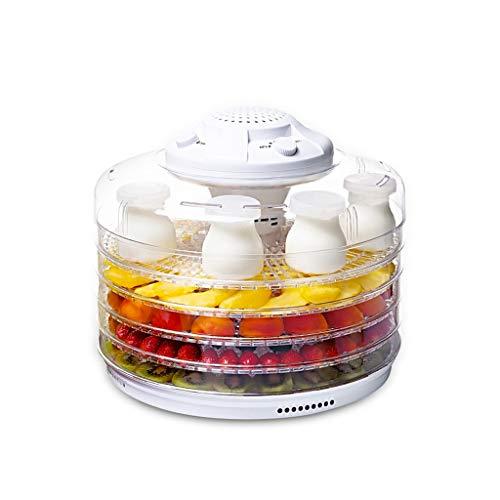 Yogurtero multifuncional portátil de deshidrato de comida de 5 capas Food Dehidrator