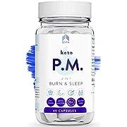 Keto Pro Fit PM (45 NUITS) - Keto burn original cure et authentique, keto perte de poids avancée et coupe faim, bruleur de graisses extra fort, Pro Fit Fat Burner, ATTENTION PERSONNALISÉE