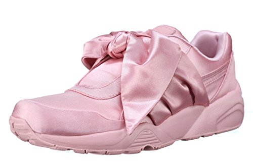 puma lazo mujer rosa
