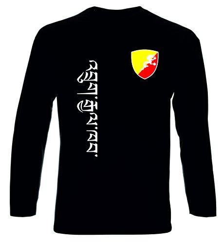 aprom Bhutan Langarm T-Shirt Trikot LS-Spa SC Longsleeve (S)